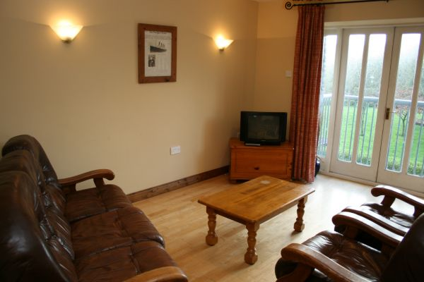 Conniebeg House, Self Catering, Clonakilty, West Cork - Living Area